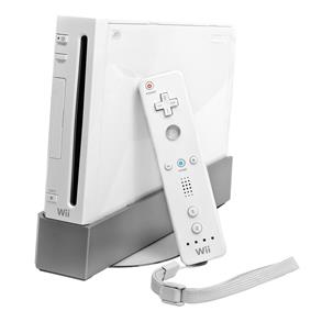 The Nintendo Wii and Wii Remote