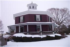 Wilcox Octagon House