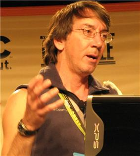 Will Wright speaking at South by Southwest