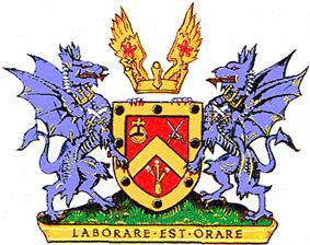 Arms of Willesden Borough Council