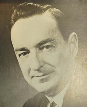 Photograph of William E. Miller