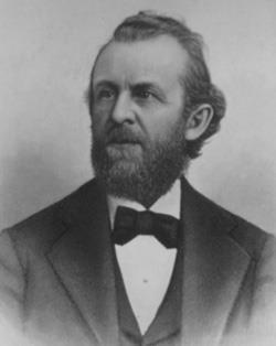 Portrait of R. C. Evans