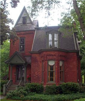 William V. N. Barlow House