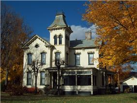 William Shepherd House