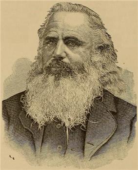 Portrait of James Strang