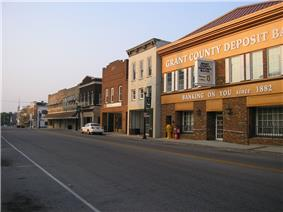 Main Street in Williamstown