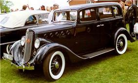1936 Willys 77.