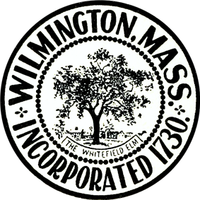 Official seal of Wilmington, Massachusetts