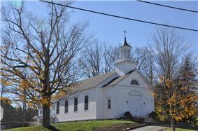 Wilmot's congregational church