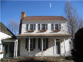 Wilson-Wodrow-Mytinger House