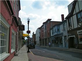 Historic Winchester, Virginia