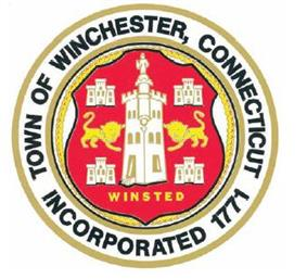 Official seal of Winchester, Connecticut