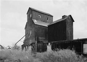 Wollenberg Grain and Seed Elevator