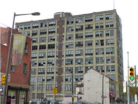 Callowhill Industrial Historic District