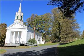 Woodbourne Reformed Church Complex