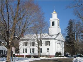 Woodbridge Green Historic District