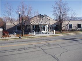 Woods Cross City Municipal Building