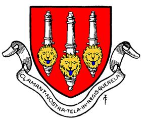Arms of Woolwich Metropolitan Borough Council