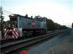 EMD MP15DC #503.