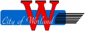 Official seal of Worland, Wyoming