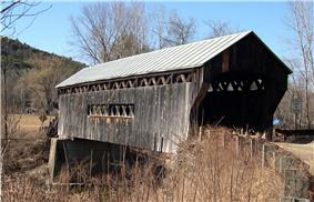 Worrall Covered Bridge