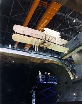 Wright Flyer wind-tunnel-large NASA.jpg