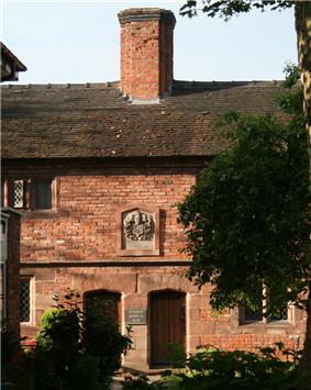 Wright's Almshouses, Beam Street
