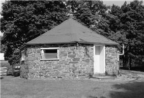 Wrightstown Octagonal Schoolhouse
