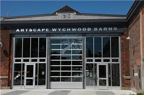 Wychwood Park's famed Wychwood Barns.