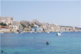 View of Xemxija