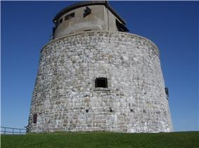 View of Carleton Martello Tower