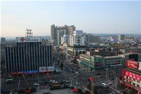 Yanji, the prefectural seat of Yanbian