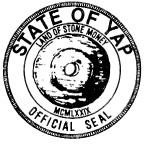 Official seal of Yap