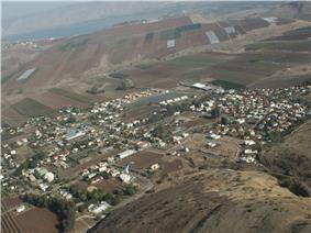 View of Yavne'el