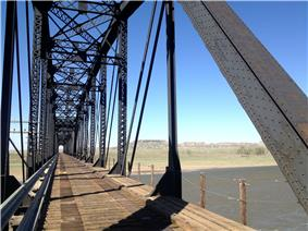 Yellowstone River Bridge