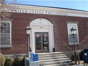 US Post Office-Yerington Main