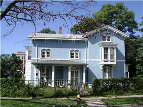 Bell Place-Locust Avenue Historic District