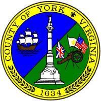Seal of York County, Virginia