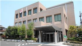 Yosano town hall