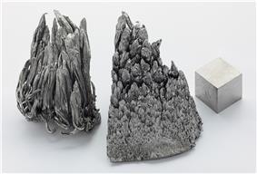 Image: Yttrium crystals