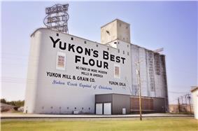 Yukon's Best Flour Mill, Yukon, OK