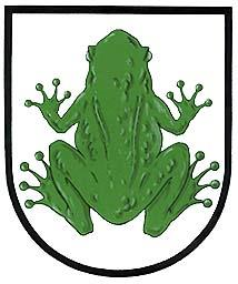 Coat of arms of Žabeň