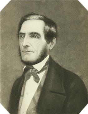 An engraving of Zadock Pratt.