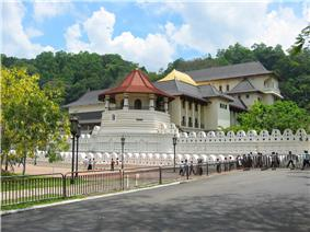 Administrative or religious building.