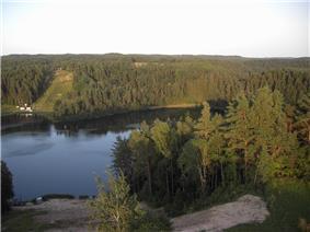 Žaliasis lake
