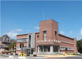 Zelzate town hall
