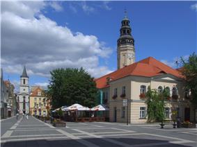 Town Hall and Main Square
