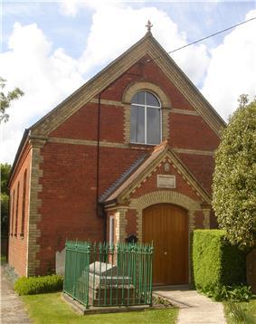Zoar Strict Baptist Chapel, Handcross