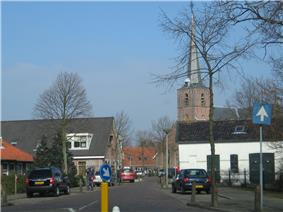 Skyline of Zoeterwoude
