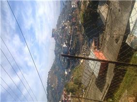 View of Zunheboto